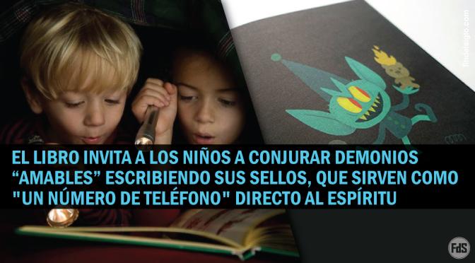 """PERVERSO: Walmart ahora vende un """"Libro de demonios para niños"""""""
