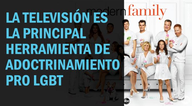 Grupos LGBT exigen que para 2025 uno de cinco personajes de TV en horario estelar sea homosexual