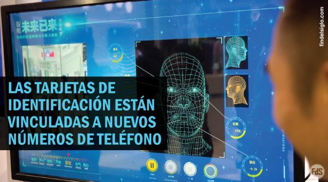 China presenta escaneos faciales obligatorios para usuarios de teléfonos