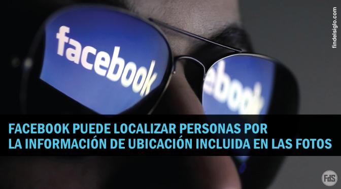 Facebook reconoció que rastrea tu ubicación sin que lo autorices