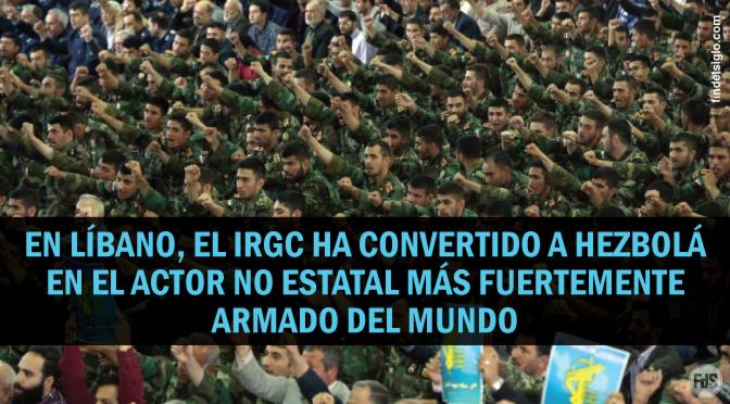 Comprendiendo el poderoso IRGC: la Guardia Revolucionaria Islámica de Irán
