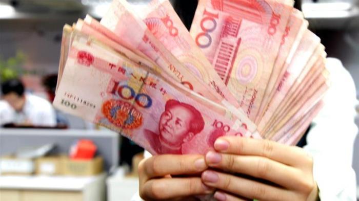 dinero china