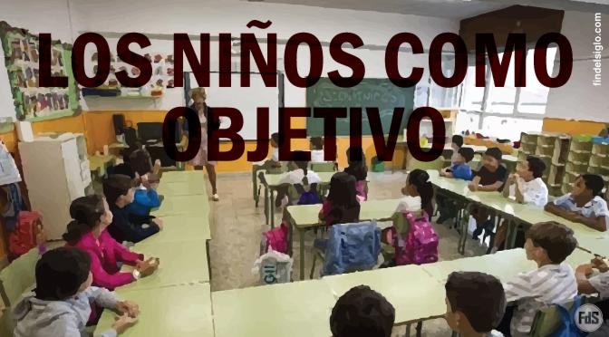 [España] Adoctrinamiento LGBT en las aulas