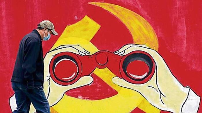 china gobierno espia