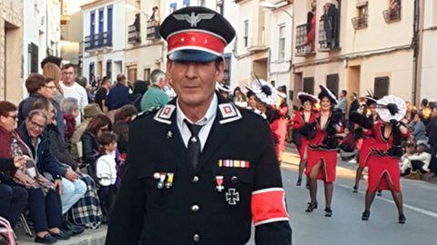 disfraces antisemitismo canaval españa 4