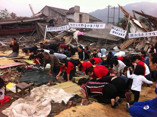 persecusion a cristianos china