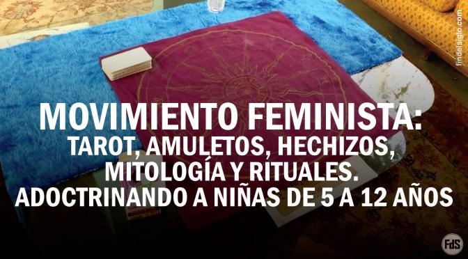 """[Argentina] """"Escuela de Brujas Feministas"""" dirigido a niñas de 5 a 12 años"""