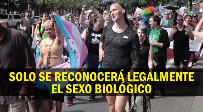 [Hungría] Pondrá fin al reconocimiento legal de las personas trans