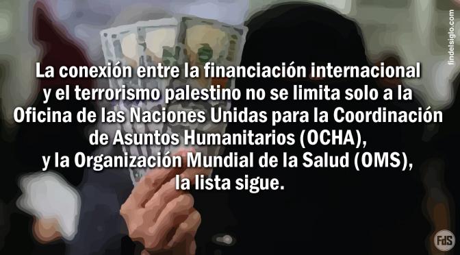 ¿Sorpresa? – Financiación Covid-19 de la ONU / OMS para palestinos termina en manos de terroristas