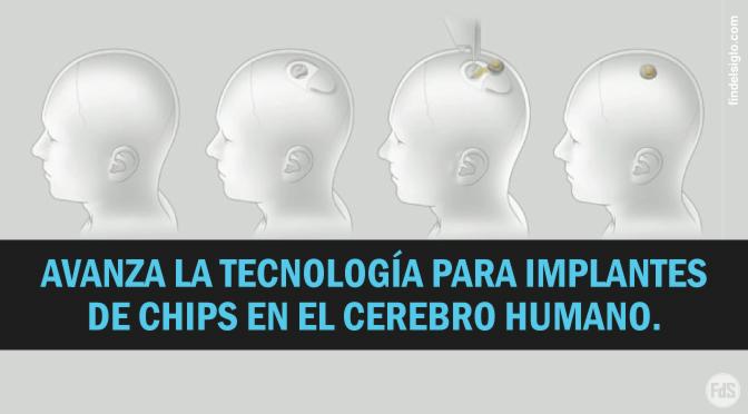 Implante de chip en el cerebro de un cerdo como PREÁMBULO de implante en humanos