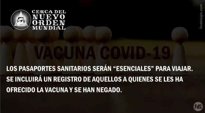 Las vacunas del Covid dividirán por completo a la sociedad