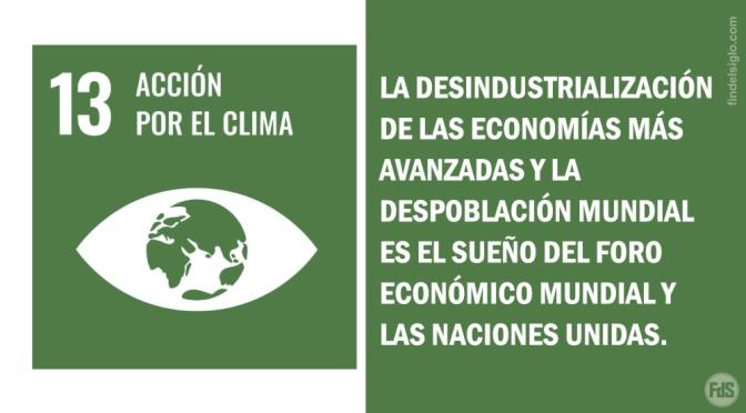 El plan emisión carbono cero y la despoblación