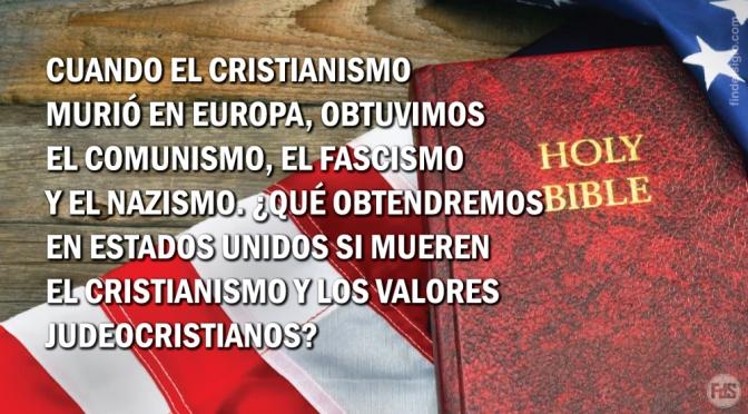 Los Estados Unidos (y Occidente mismo) y la guerra civil contra los valores judeocristianos