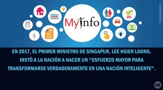 """[Singapur] Clave de identificación digital, el nuevo plan nacional de """"naciones inteligentes"""""""