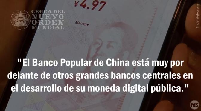 Yuan digital: China aprovechará esta nueva divisa digital para aumentar el control sobre sus ciudadanos