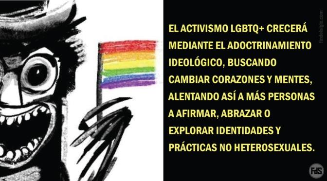 La incómoda verdad sobre el activismo LGBTQ+