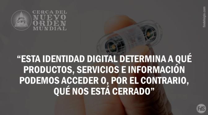 Su identidad digital se puede usar en su contra en caso de un Gran Reinicio