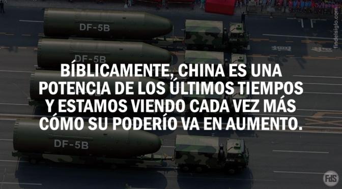 La rápida acumulación nuclear de China ya no puede ignorarse