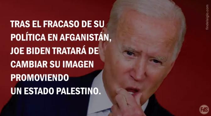 Israel teme que el 'nuevo' Biden presione para un estado palestino como un intento de rescatar la imagen de la política exterior
