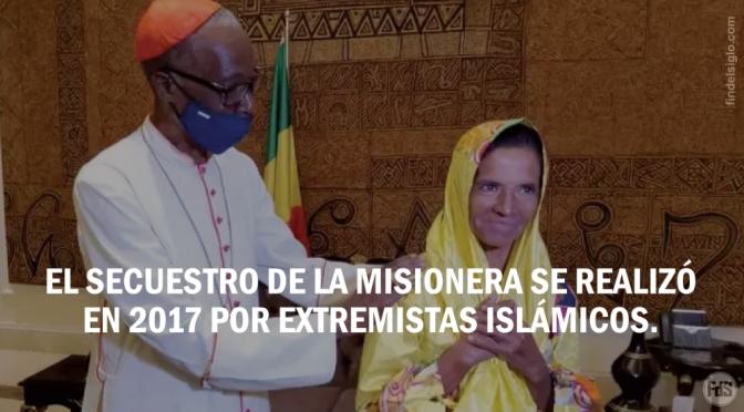 [Malí] Misionera colombiana es liberada después de años secuestrada